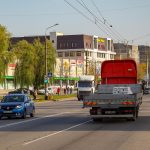 Билборд по пр-т. Космонавтов / ул. Осипова (сторона Б)