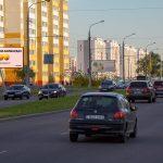 Билборд по ул. Мазурова, 65 (АЛМИ) (Сторона Б)