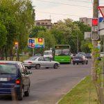 Билборд по ул. Владимирова / ул. Бочкина (сторона Б)