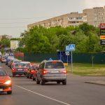 Билборд по ул. Сосновая, 20 (Сторона А)