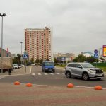 Билборд по ул. Косарева 14 (сторона А)
