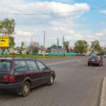 Билборд по ул. Крупской / ул. Лепешинского (сторона Б)