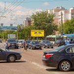 Билборд на пр-те Речицкий / ул. Косарева (сторона А)