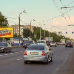 Билборд на пр-те Речицкий / ул. Косарева (сторона Б)