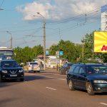 Билборд по ул. Речицкий проспект, 52 (Сторона А)