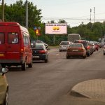 перекресток ул.Барыкина / ул.Сосновая (сторона Б)