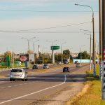 Подъезд к Гомелю, а/д М-5 Минск – Гомель, «Красное» (А)