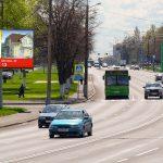 Билборд по ул. Советская 167 (сторона Б)