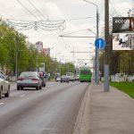 Билборд по ул. Советская 170, ост. «Чонгарская дивизия» (Советская А)