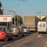 Билборд по пр. Октября / ул. Бр. Лизюковых (сторона Б)