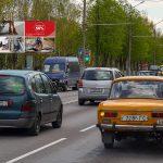 Билборд по ул. Советская, 170, ост. «Чонгарская дивизия» (сторона Б)