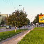 """Билборд по ул. Барыкина 120, ост. """"Фабрика Прогресс"""" (Сторона А)"""