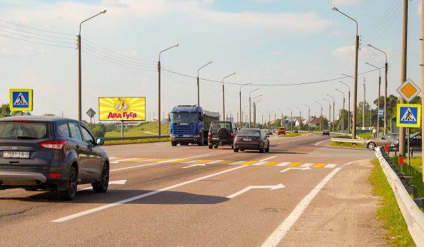 Объездная дорога — ул.Севастопольская (Б)