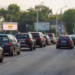 Билборд на пересечении пр-та Октября с ул. Жукова (сторона А)