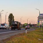 Объездная дорога (съезд на Химзавод) (сторона Б)