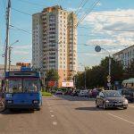 Билборд на кольце по ул. Б.Хмельницкого - пр. Октября (сторона А)