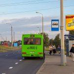 ул. Луговая, ул. Ильича въезд в Центр со стороны РФ и Новобелицы (сторона А)