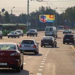 ул. Луговая, ул. Ильича въезд в Центр со стороны РФ и Новобелицы (сторона Б)