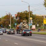 проспект Космонавтов (Веста, Стадион) (сторона А)