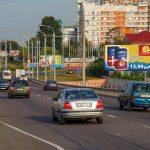 ул. Фрунзе, мост в центр (сторона А)
