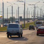 ул. Фрунзе, мост в центр (сторона Б)