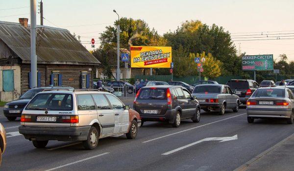 перекресток ул.Барыкина / ул. Владимирова / ул. Сосновая (А)