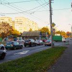 перекресток ул.Барыкина / ул. Владимирова / ул. Сосновая (сторона А)