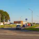 Билборд по ул.Зайцева (въезд в Новый район «Хутор») (Сторона А)