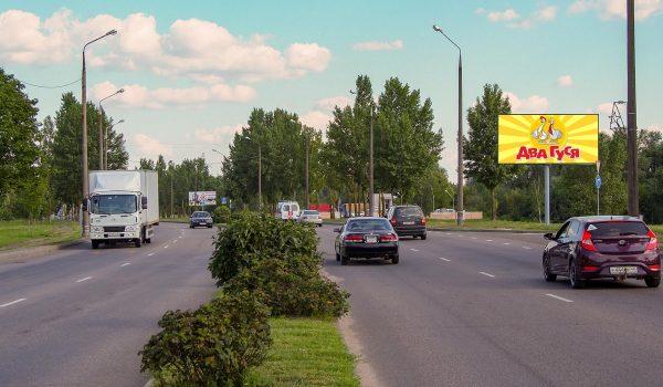Билборд по Б.Хмельницкого, 110 (сторона А)