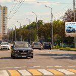 Билборд по ул. Б.Хмельницкого/ул. Белорусская (Сторона А)