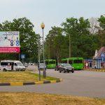 Билборд по ул. Медицинская (сторона Б)