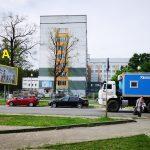 Билборд по ул. Медицинская «Медгородок» (А)