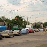 Билборд на перекрестке ул. Б.Хмельницкого и ул. Полесская (сторона А)