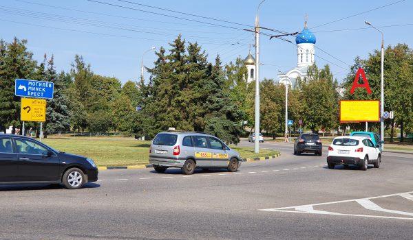 ул. Б.Хмельницкого Кольцо ул. Быховская (А)