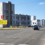 Перекресток ул. Жемчужная — ул. Кристалловская (Б)