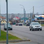 Билборд по ул. Лепешинского,озеро (сторона А)