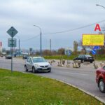 Билборд по ул. Лепешинского, «Конно-спортивная школа» (сторона А)