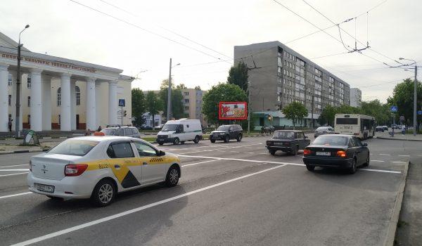 Билборд по проспекту Космонавтов «Дом культуры» (А)