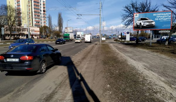 ул. Ефремова, 23 —  автоцентр «НТС» Volkswagen (А)
